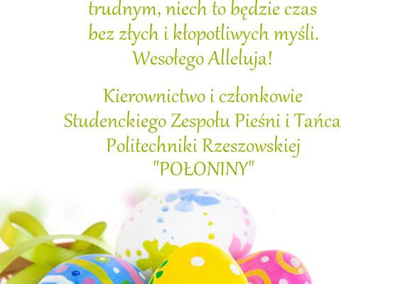 Wesołego Alleluja !!